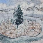 1. Regen 2011, Ölzeichnung 110x180.jpg