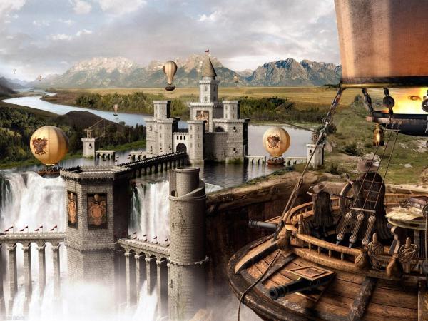 Fantasy Of Magick Lands, Fantasy Scenes 2
