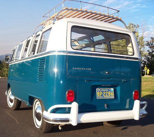 Volkswagen Bus/Vanagon Bus/Vanagon Deluxe