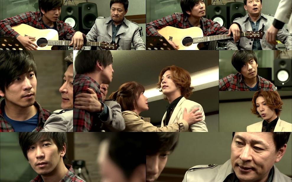 No Min Woo, Hwang Jung Eum