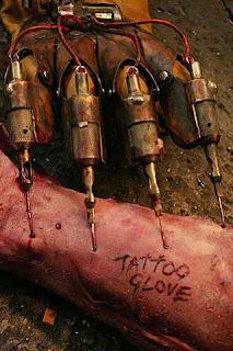 The Tattoo Glove