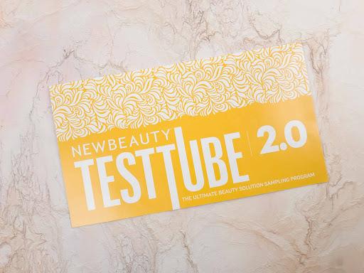 NewBeauty NEW Beauty Test Tube 2.0 ($334 VALUE)
