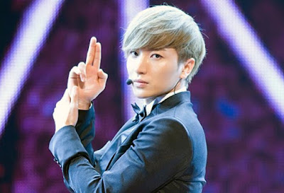 Foto Leeteuk Leader Super Junior