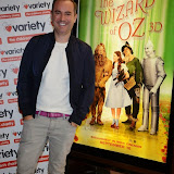 WWW.ENTSIMAGES.COM -   Nick Ede    at     The Wizard of Oz in IMAX 3D - charity film screening at The Empire Cinema London September 14th 2014Chairty film screening of classic film in aid of children's charity Variety.                                                 Photo Mobis Photos/OIC 0203 174 1069