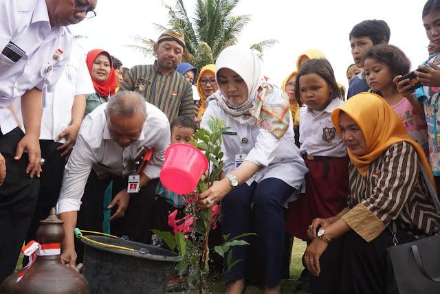 Bupati Sri Mulyani, Serap Aspirasi Lewat Program Sambang Warga