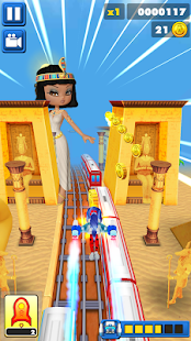Subway Princess 2: Cleopatra adventure - náhled