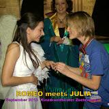 ROMEO meets JULIA  Sept 2013  Kwadranttheater