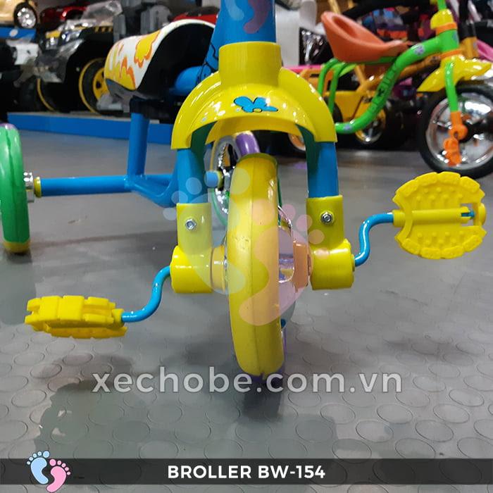Xe đạp 3 bánh cho bé Broller XD3-154 3