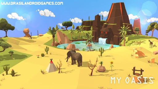 Download My Oasis - Relaxing Sanctuary v1.103 IPA - Jogos para iOS