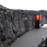 LAVA - the blue lagoon restaurant in Grindavík, Suournes, Iceland