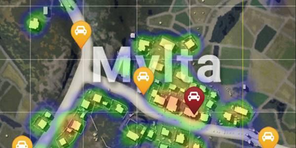 Banyak lokasi yang sanggup kau kunjungi di PUBG Mobile 16 Lokasi Rahasia di PUBG Mobile