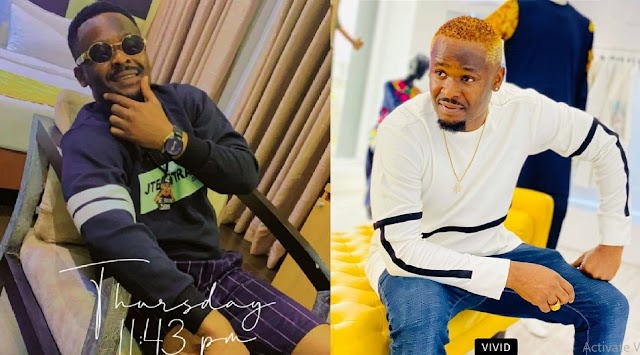 Zubby Michael Shows Off His New Hairstyle, See Reactions