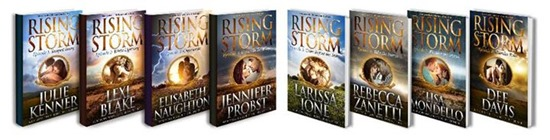 The Rising Storm books