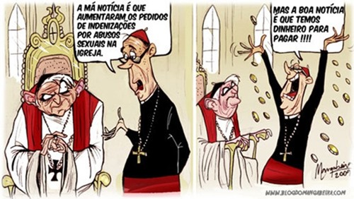padres indenização