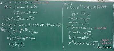 例3-17, 3-25 尺度因子的定理