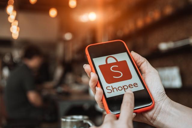 Buat duit online shopee