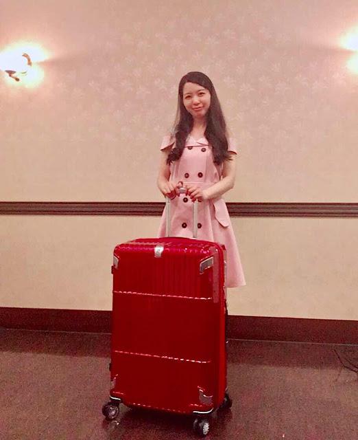 マジシャンのスーツケース事情!? アリス(有栖川 萌)公式ブログ|マジックショー,イリュージョン,手妻(和妻,和風手品)の全国出張承ります♪
