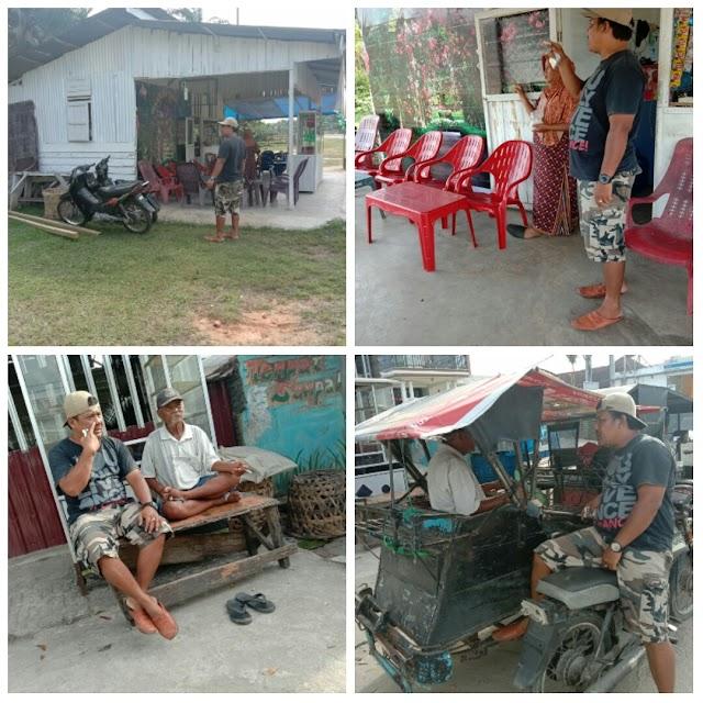 Aksi Pungli Mantan Kepling di Kelurahan Aek Pahing Kec. Rantau Utara Kab. Labuhanbatu