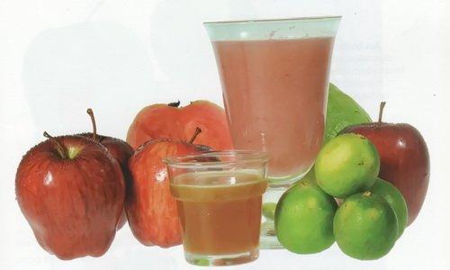 Resep cara membuat jus buah apel yang enak