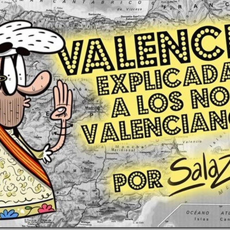 Valencia explicada a los no valencianos