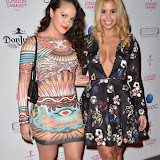 OIC - ENTSIMAGES.COM - Karis Weller and Shanie Ryan at the London Cabaret Club - launch party in London 4th May 2016 Photo Mobis Photos/OIC 0203 174 1069