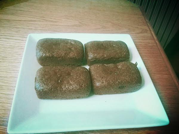 Molasses Mini Loafs Recipe