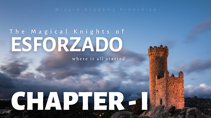 Wizard Academy - Chapter 01