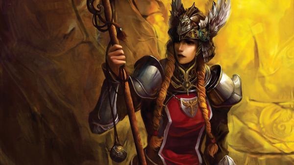 Doom Of Evil Destroyer, Magick Warriors 5