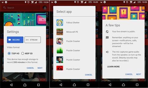 cara live streaming game ke youtube dari Android 2 Cara Live Streaming Game di Youtube Android, Koneksi Ngebut Siaran Langsung Lancar