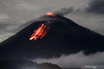 5 Fakta Gunung Semeru Meletus, Guguran Lava Hingga Awan Panas Sejauh 4,5 KM