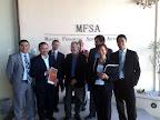 Visita a la Malta Finantial Services Authority