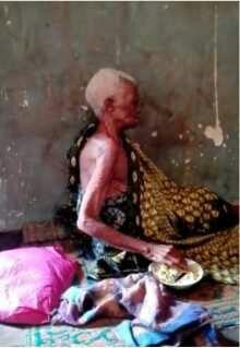 Alleged oldest woman in Nigeria dies atage 153 (Photos)