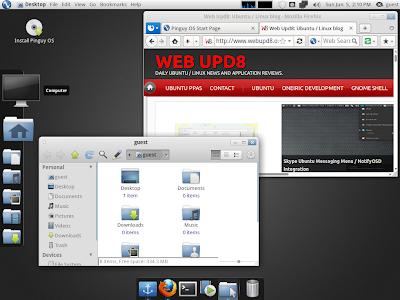 Pinguy OS Mini 11.04.1