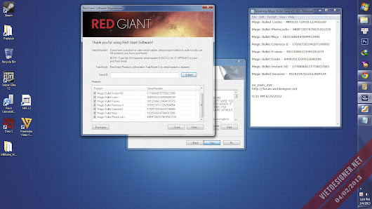 Bộ Red Giant Magic Bullet Suite v11.4.0 (update 29/06/2012)