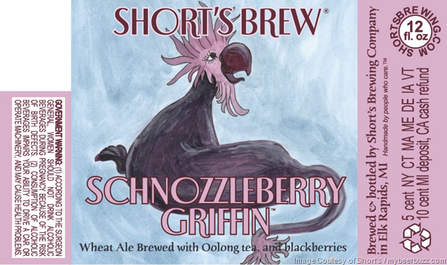 Short's Brew - Lil' Creepster & Schnozzleberry Griffin