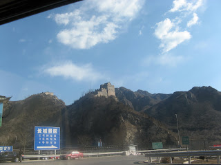 0120On the road to the Great Wall