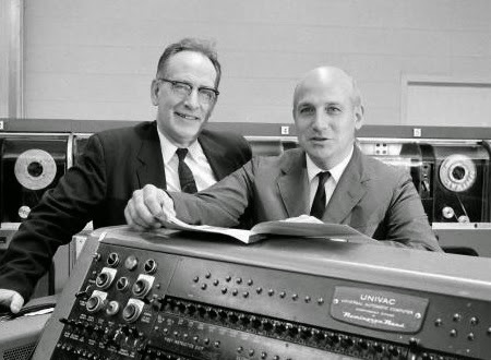 Presper Eckert dan John Mauchly
