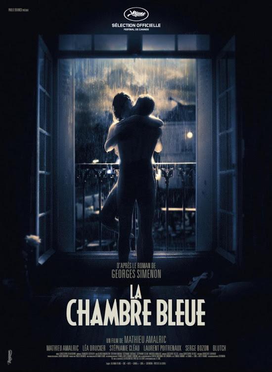 Το μπλε δωμάτιο (La chambre bleue/ The Blue Room) Poster