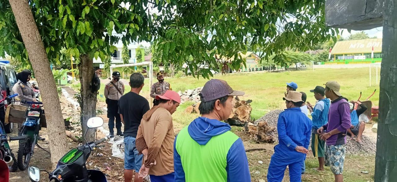 Kasat Binmas Polres Soppeng Pimpin Ops Bina Kusuma Lipu 2020 Covid - 19, Ini Sasarannya