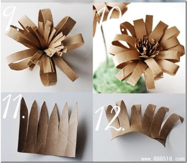 flores tubo de carton (5)