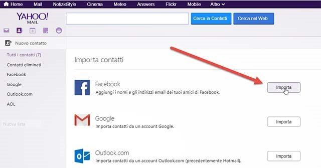 importa-contatti-facebook