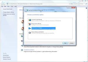 Screenshot 2 - Membuat Koneksi VPN PPTP di Windows