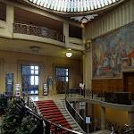 Hôtel de Ville : escalier d'honneur