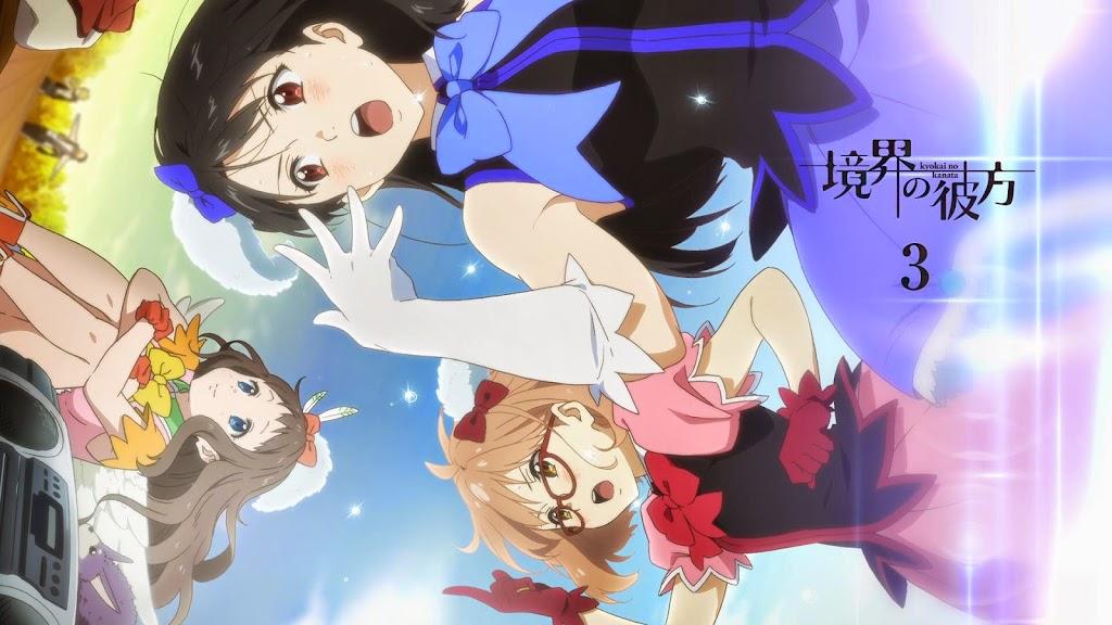 Xem phim Kyoukai no Kanata [BD] - Beyond the Boundary - Vượt Ra Ngoài Ranh Giới [Blu-ray] Vietsub