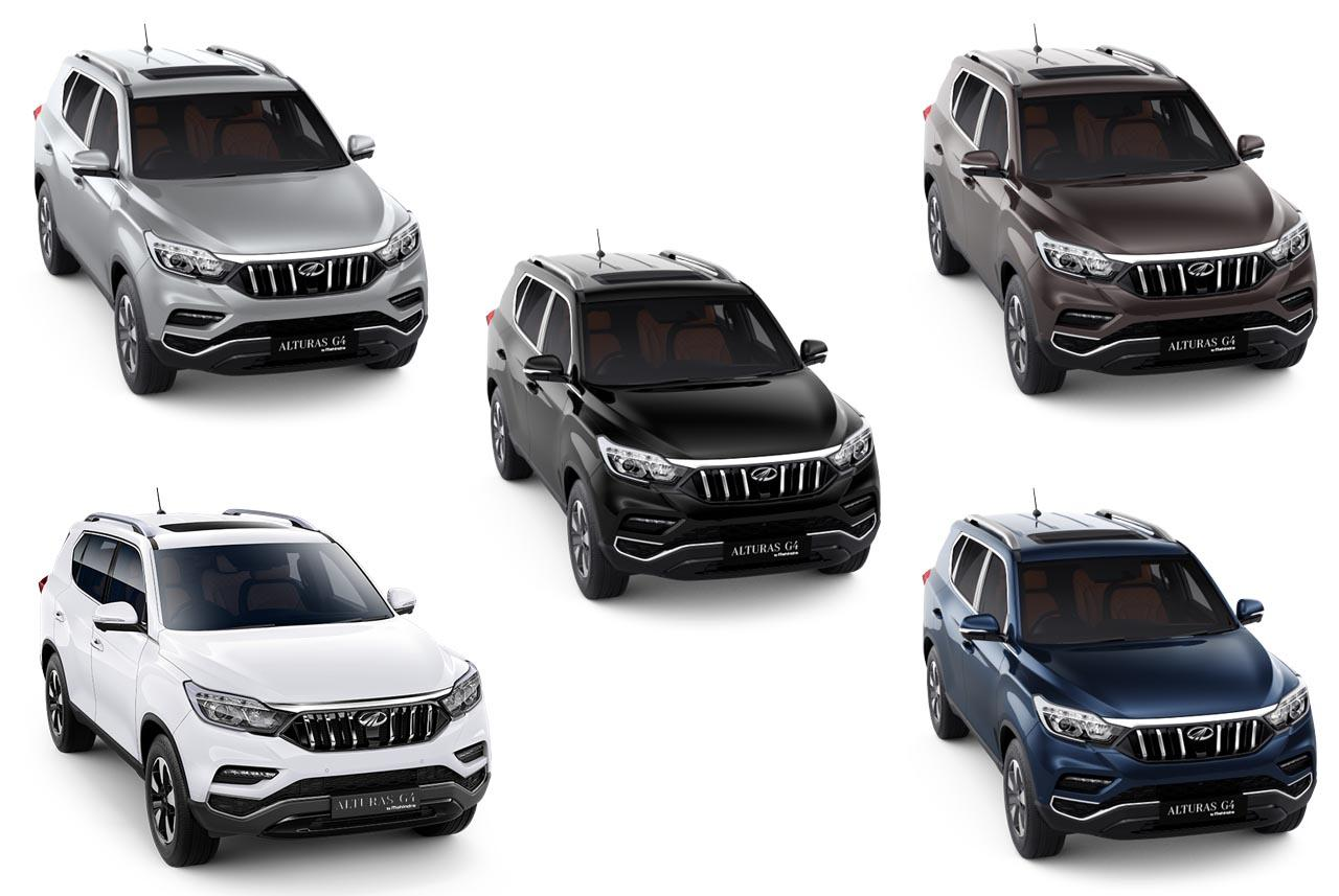 Mahindra Alturas G4's first official video released ahead of ...