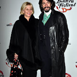 OIC - ENTSIMAGES.COM - Jackie  Llewelyn-Bowen and Laurence Llewelyn-Bowen at the  Magical Lantern Festival - VIP launch at Chiswick House London 3rd February 2016partyPhoto Mobis Photos/OIC 0203 174 1069