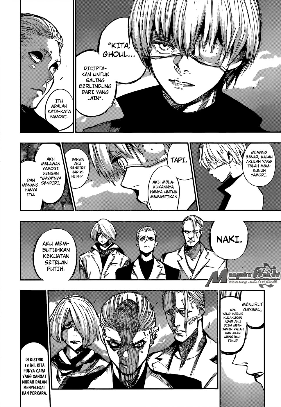 Tokyo Ghoul: Re Chapter 102-11