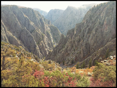 Fall at Black Canyon