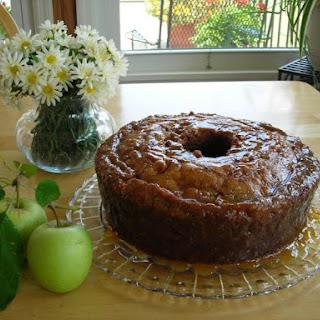Apple Dapple Cake.
