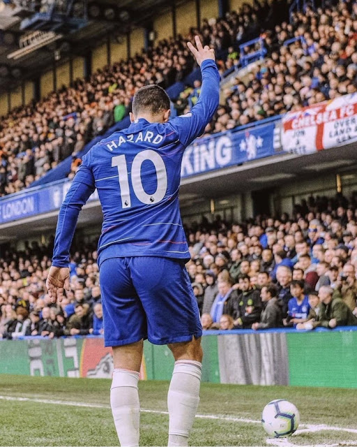 Eden Hazard to back at Chelsea    photo